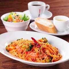 週変わりパスタランチ~Pasta lunch~