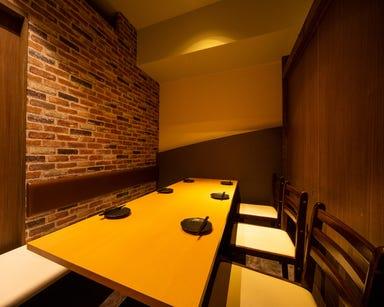 ラクレットチーズ×個室肉バル 札幌肉の会 札幌駅前店 店内の画像