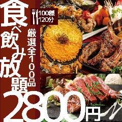 食べ飲み放題2800円 ラクレットチーズ×個室肉バル 札幌肉の会