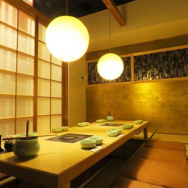祇園 牛禅  店内の画像