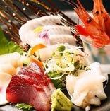 北海道各地から直送の新鮮魚介【北海道】