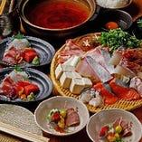 【お料理のみ】豪華海鮮鍋コース