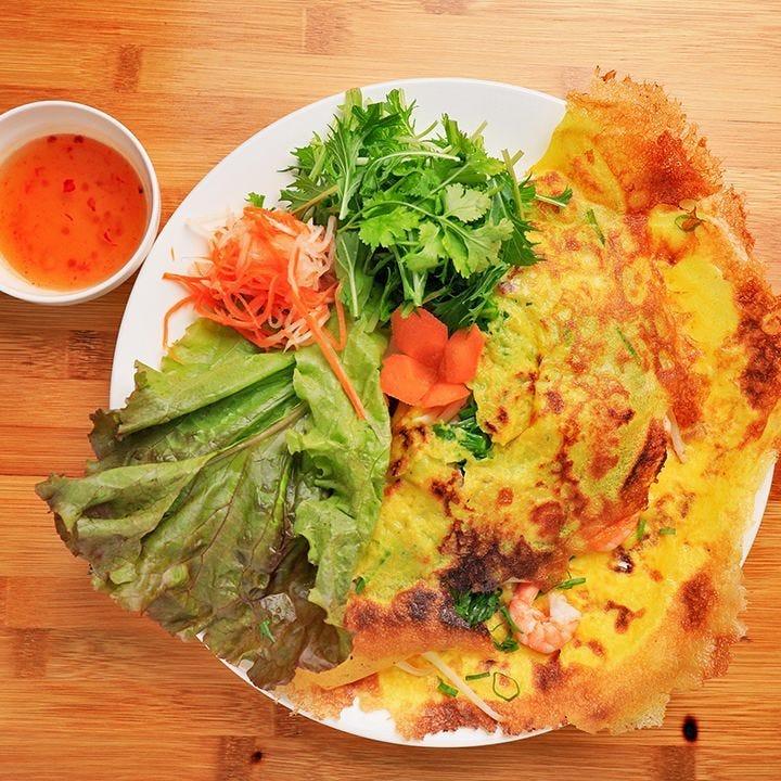 """日常に""""特別""""を添えるベトナム料理"""