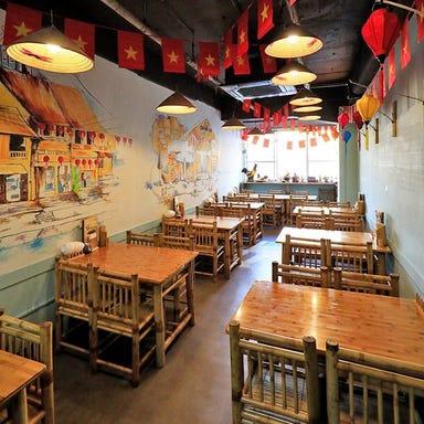 ベトナム料理 123Zo ~イチニサンゾー~ なんば店 店内の画像