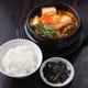 様々なお食事メニューに 食味が良いと好評の「近江米」を使用