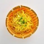 ちぢれ中華麺