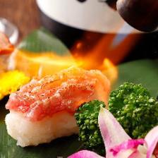 ◆絶品◆話題のA5黒毛和牛の肉寿司♪