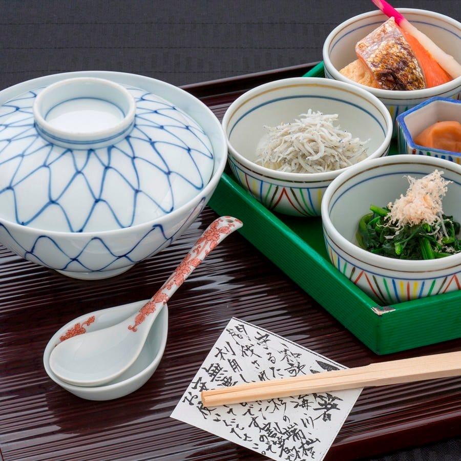 和歌山の郷土料理「紀州茶粥」やさしい味わいです