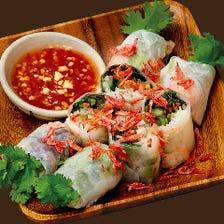 タイ料理といえばパクチー!