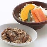 マトンジンギスカン【野菜付き】