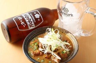 煮込み・もつ焼き 八郎酒場 桜木町店 メニューの画像