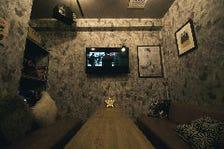 カラオケ完備の完全個室