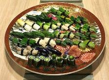 箱根西麓三島野菜にぎり