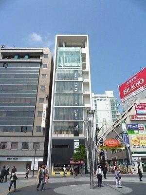 錦糸町駅の目の前