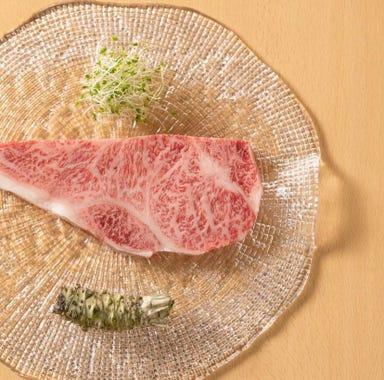 肉寿司 イタリアンバル 閂 心斎橋店 コースの画像