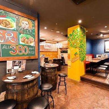 サンパチキッチン 久留米店 店内の画像