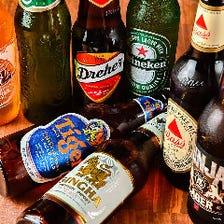 ビールにテキーラ、サングリア♪