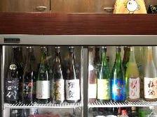 ◆日本酒飲み放題もご用意♪