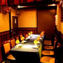 10名様までご利用可能な完全個室