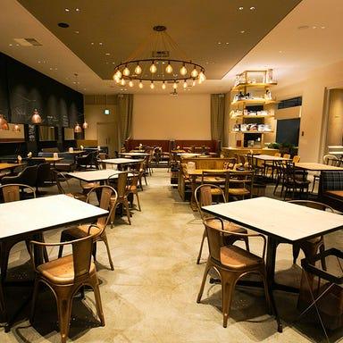 STEAK&CAFE by DexeeDiner お台場店 店内の画像