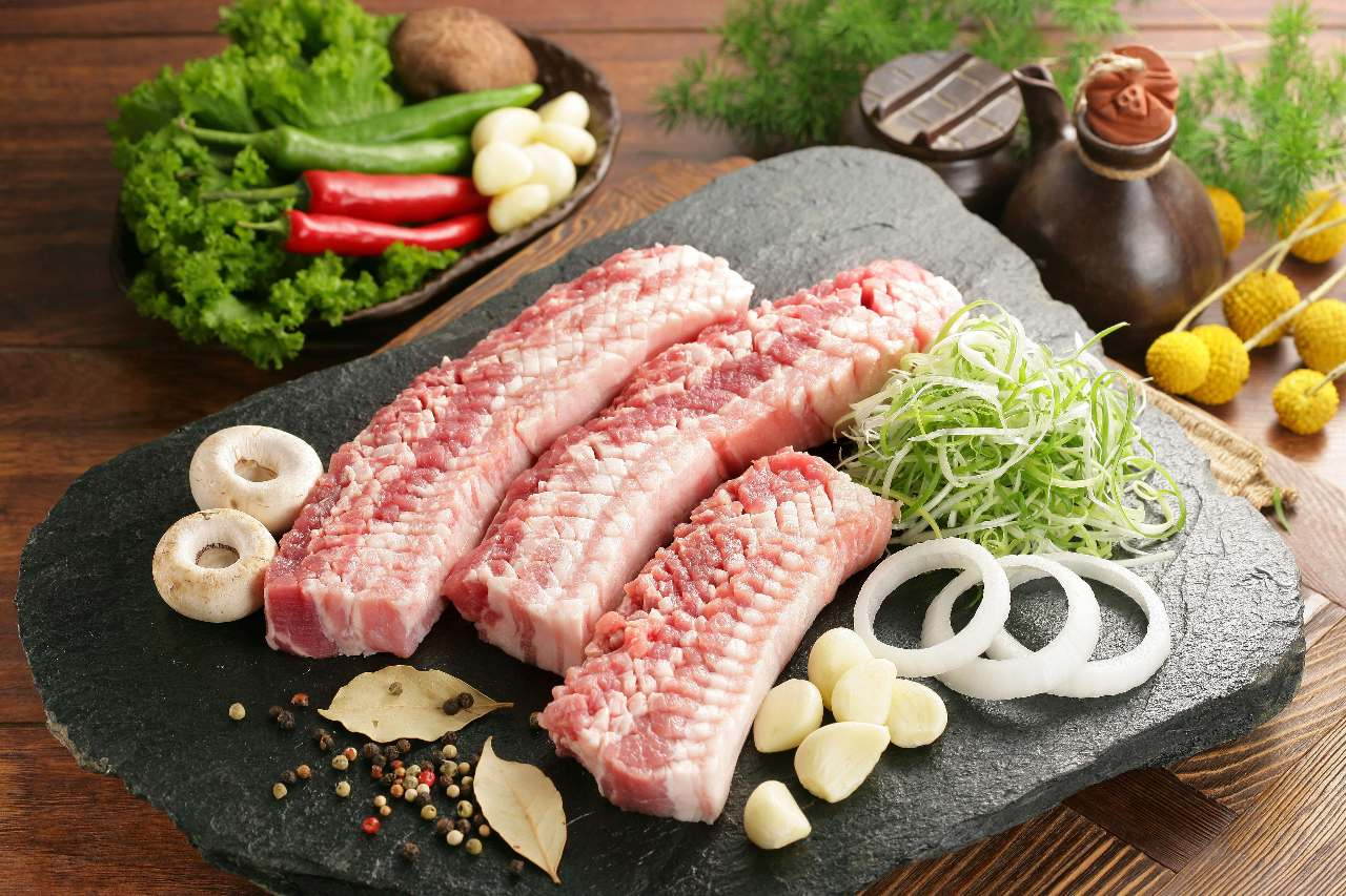 豚肉食べ放題 コース