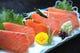 鮭、桜ます、時しらず、ケイジを味比べで。