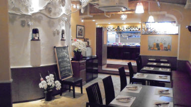 Osteria Leale  店内の画像