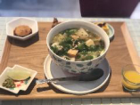 甘トロ豚の肉だんごと豚バラと白菜のフォー
