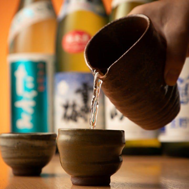 美酒の国 新潟の美味しい地酒20種超