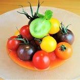 トマト・トマト・トマトサラダ