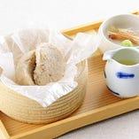 【吉野葛使用】自家製胡麻豆腐