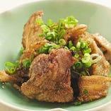 鶏皮おろしポン酢