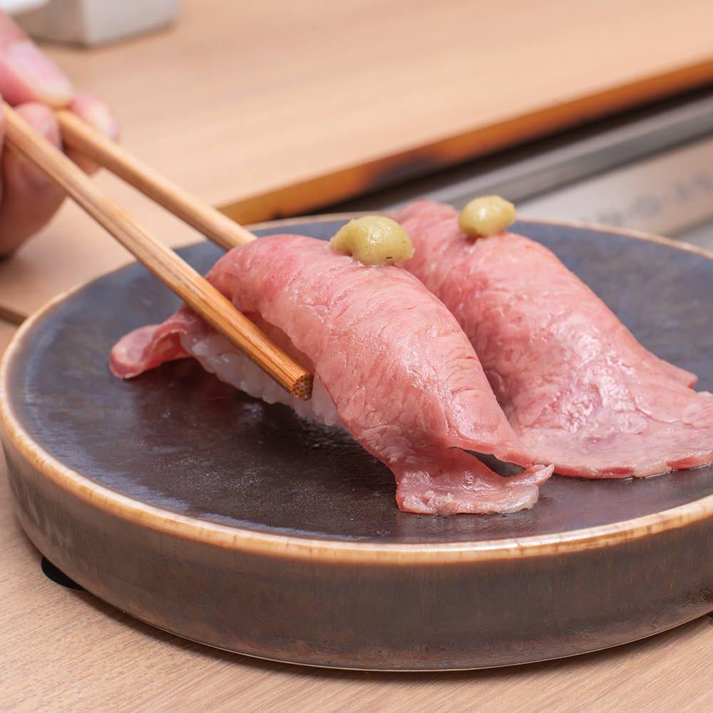 特選あぶり寿司(一貫)