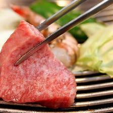 肉の旨味を引き出すロースター