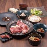 『琉球の牛』 スペシャルディナーセット お肉5点盛り【10皿】