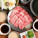 【食べ放題/黒毛和牛】『しゃぶしゃぶ食べ放題コース』