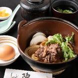 【ランチ】すき焼定食