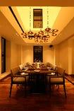 4~10名様向け完全個室 ご接待・御商談の席に最適です。