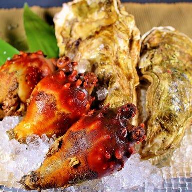 三陸海鮮と地元牧場のお肉 仙台海蔵  こだわりの画像