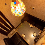 2名様用のプライベートドア付き個室!ゆっくりご飲食できます!