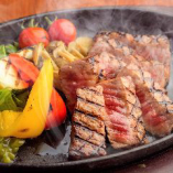 A5ランク「仙台牛の鉄板ステーキ」