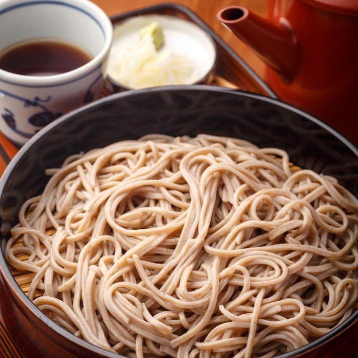 ふくしま郷土蕎麦ランチ【3品】
