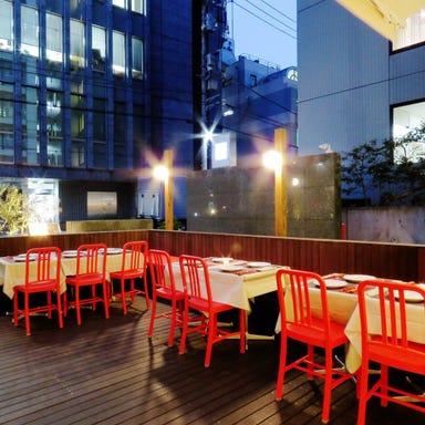 シュラスコレストラン ALEGRIAshibuyaアレグリア渋谷 店内の画像