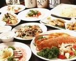 宴会コースはお料理2500円~ 飲み放題は+1000円~♪