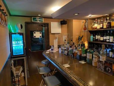Bar Pentatonic  店内の画像