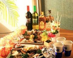 南国ビアガーデン×海鮮BBQ ISHIKI GARDEN