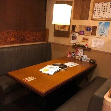 焼肉 宝船  店内の画像
