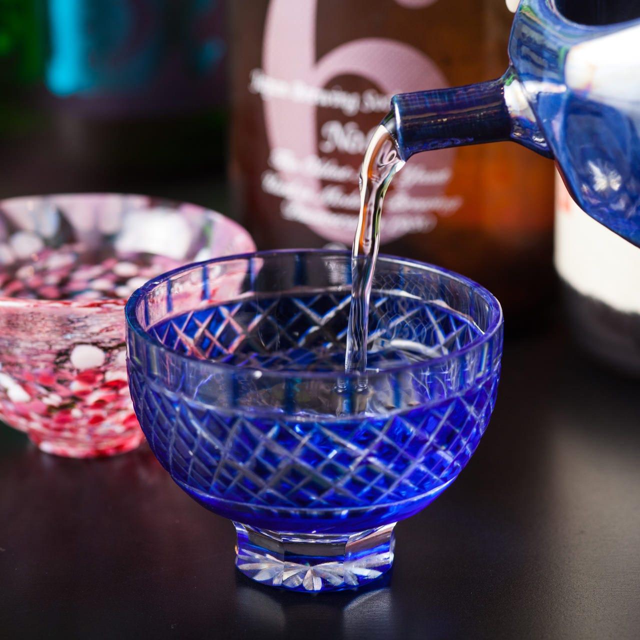 選りすぐりの佐賀の地酒で今宵も乾杯