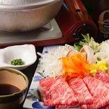 季節の魚介や佐賀牛を使った和の逸品をご堪能いただけます