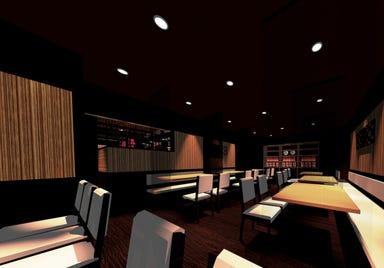 中華居酒屋 東方飯店 田町店 店内の画像